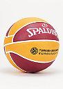 Basketball EL Team Galatasaray Istanbul red/yellow