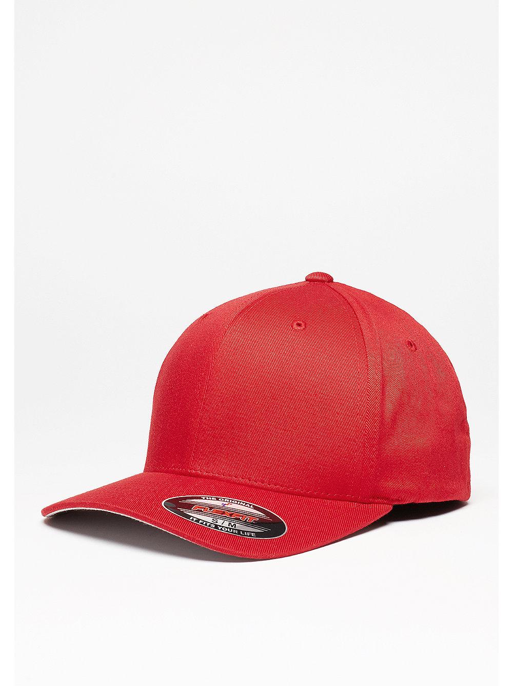 flexfit baseball cap red bei snipes bestellen. Black Bedroom Furniture Sets. Home Design Ideas