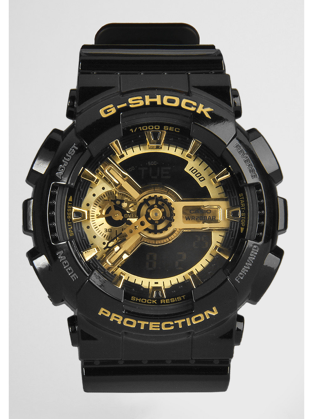 g shock uhr ga 110gb 1aer bei snipes bestellen. Black Bedroom Furniture Sets. Home Design Ideas