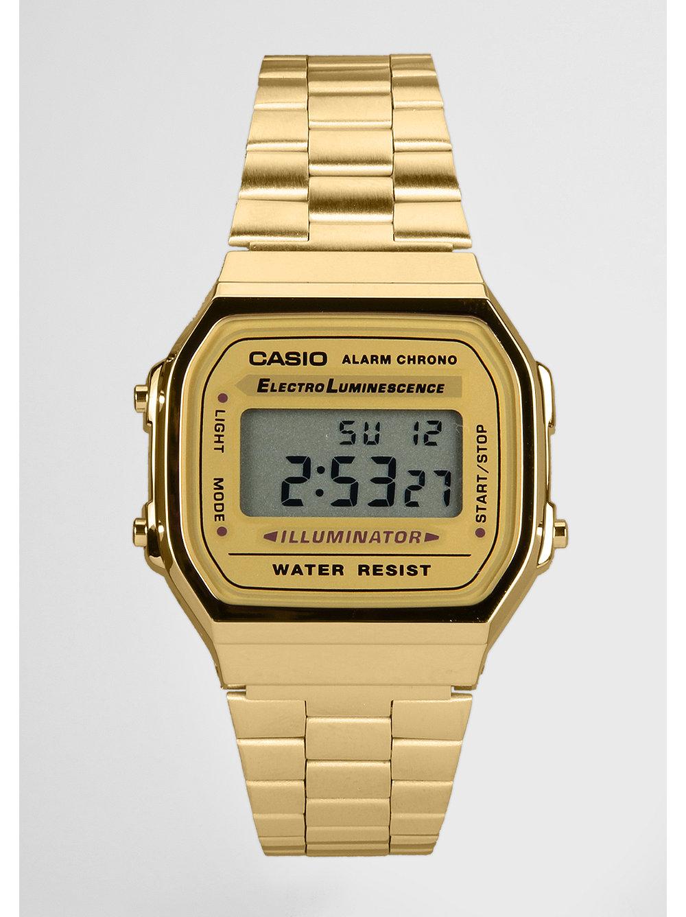 Casio Uhr A168WG-9EF gold