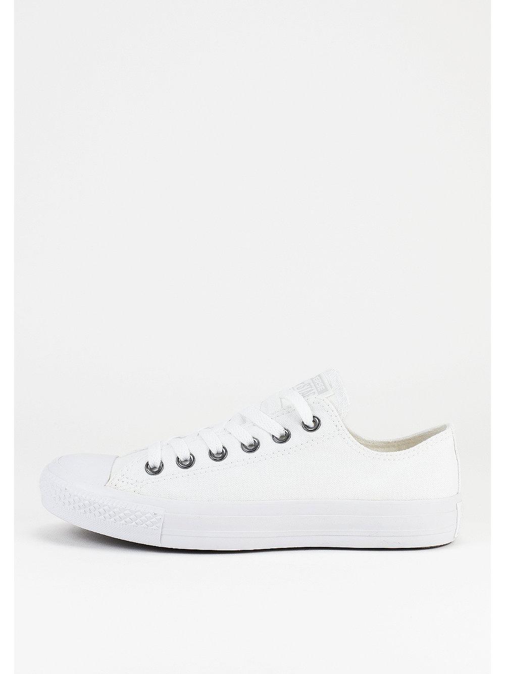 Converse Schuh Chuck T.OX white/monochrome