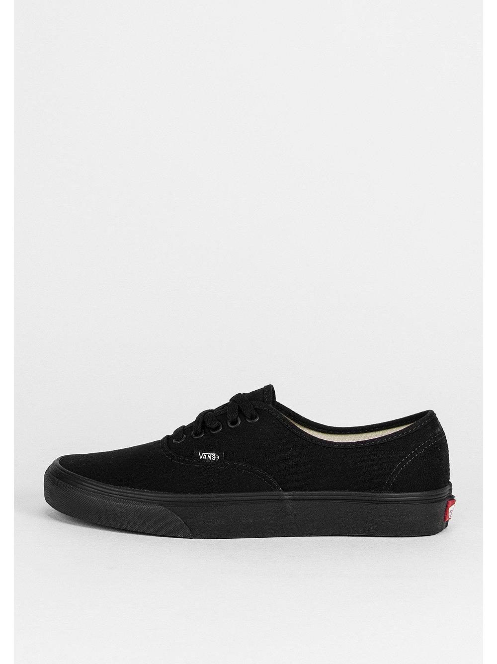Schuh Authentic black/black