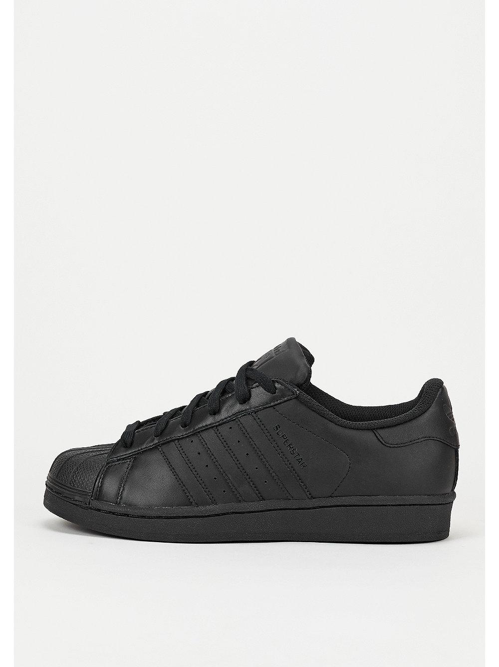 adidas Superstar black-black-black