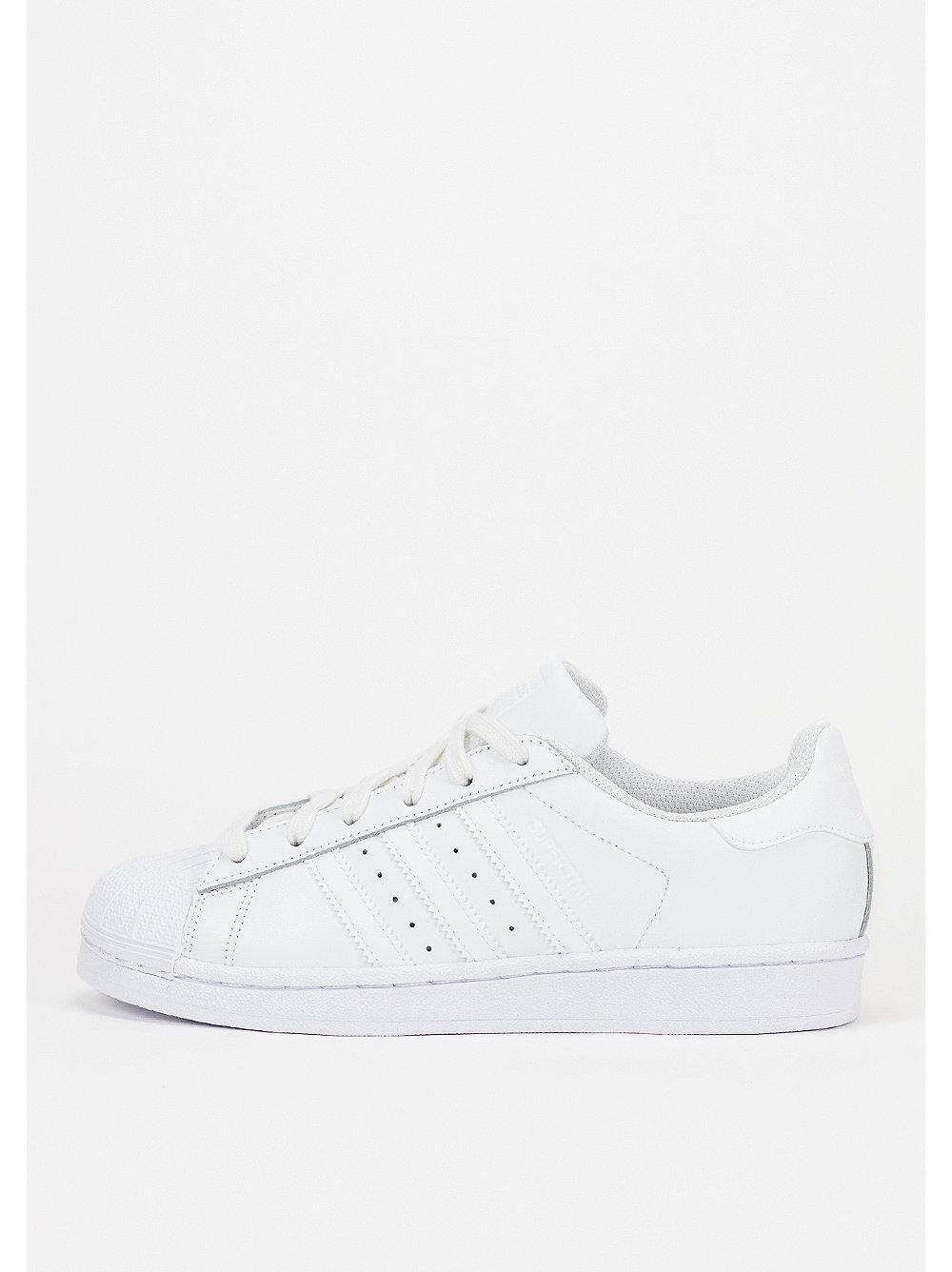 adidas Schoen Superstar white-white