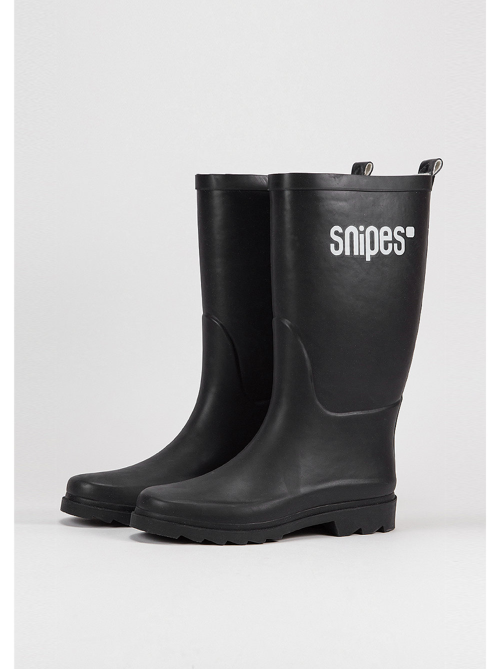 SNIPES Gummistiefel Rainboot Women black