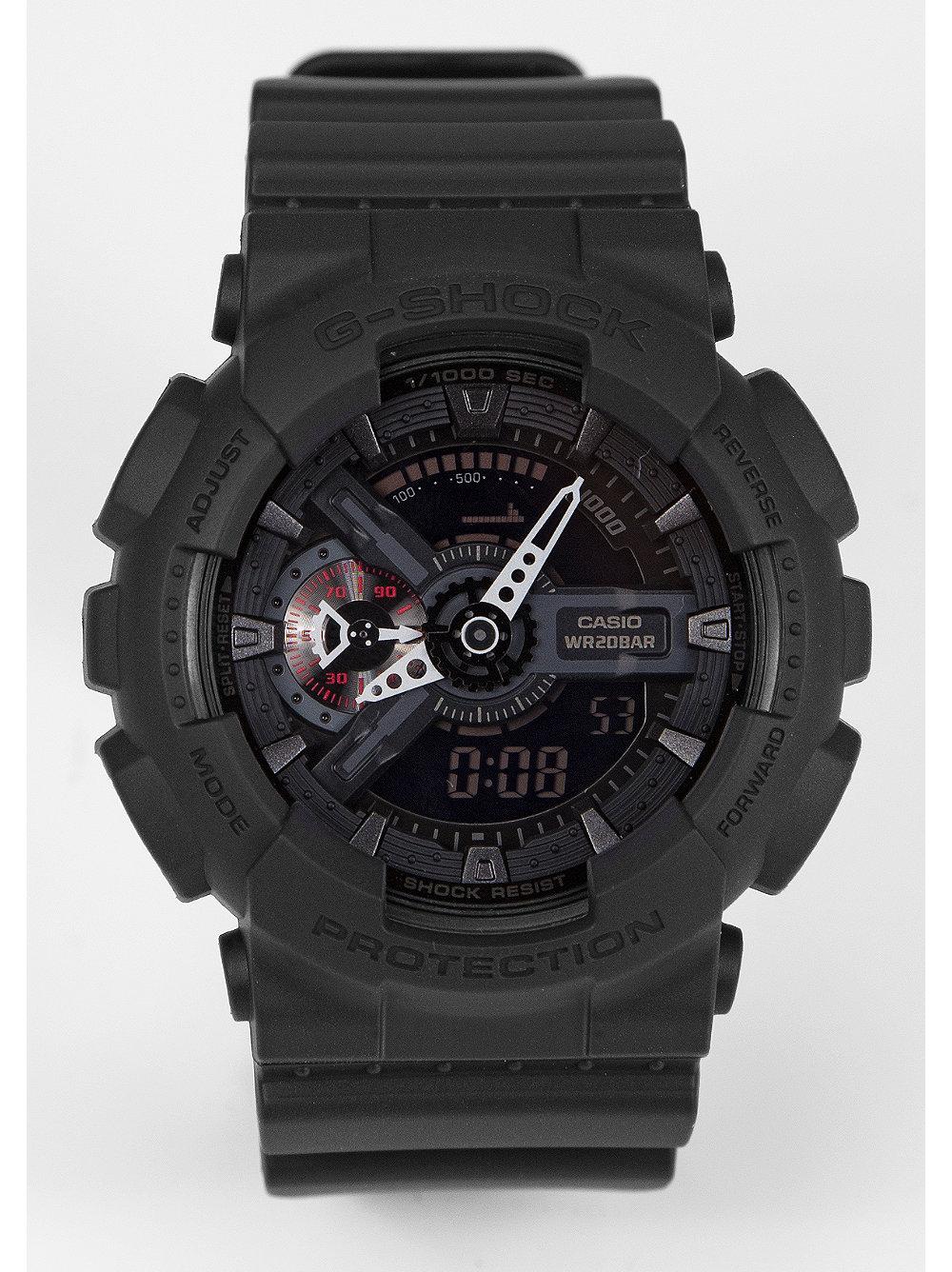 Casio Uhr GA-110MB-1AER schwarz no size