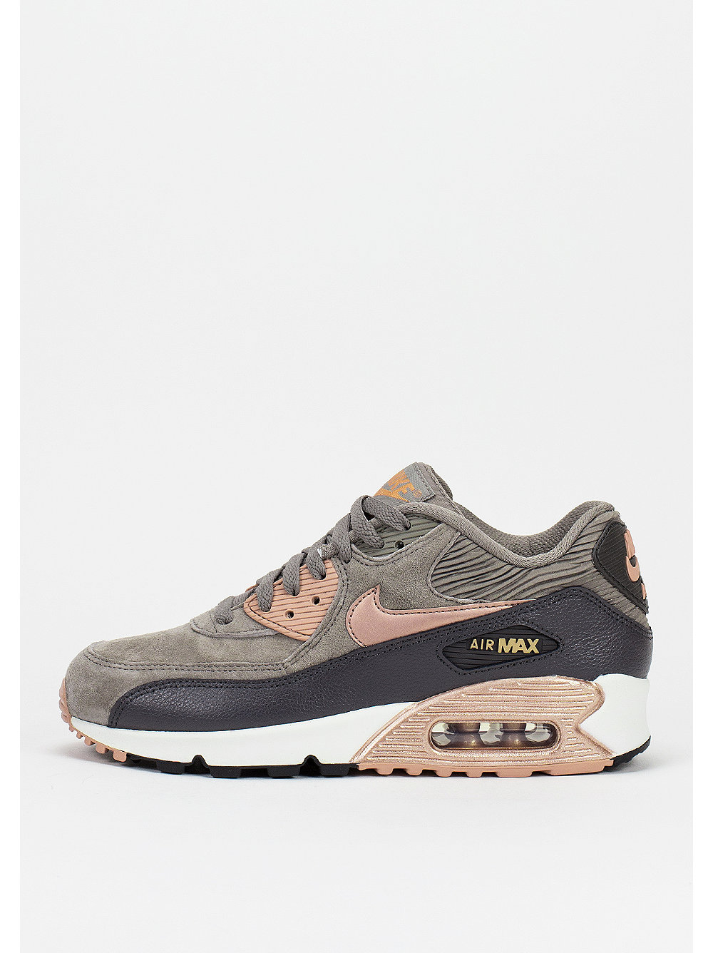 air max 90 damen grau bronze