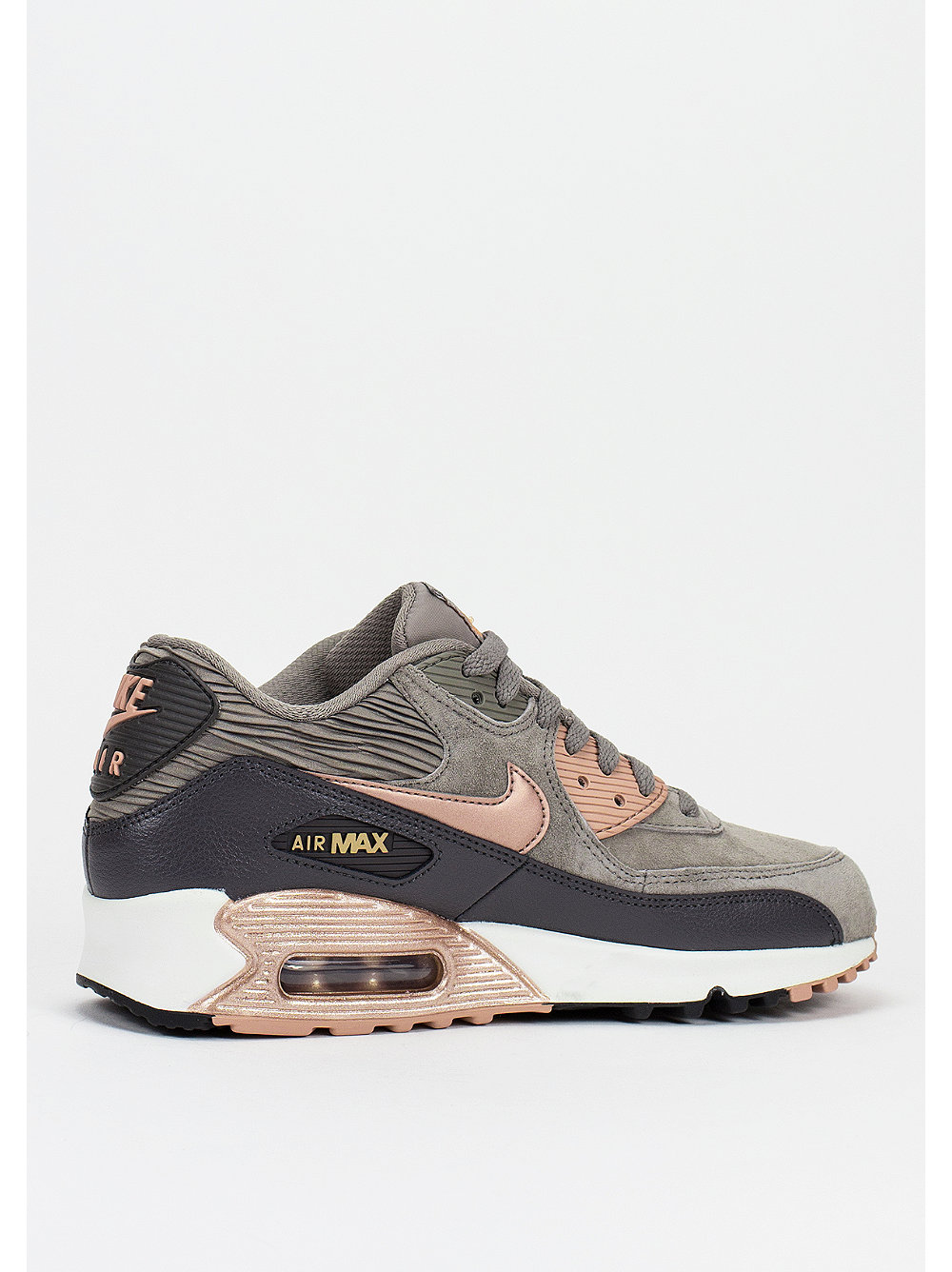 Nike Air Max 90 Ltr Metallic Bronze beardownproductions.co.uk
