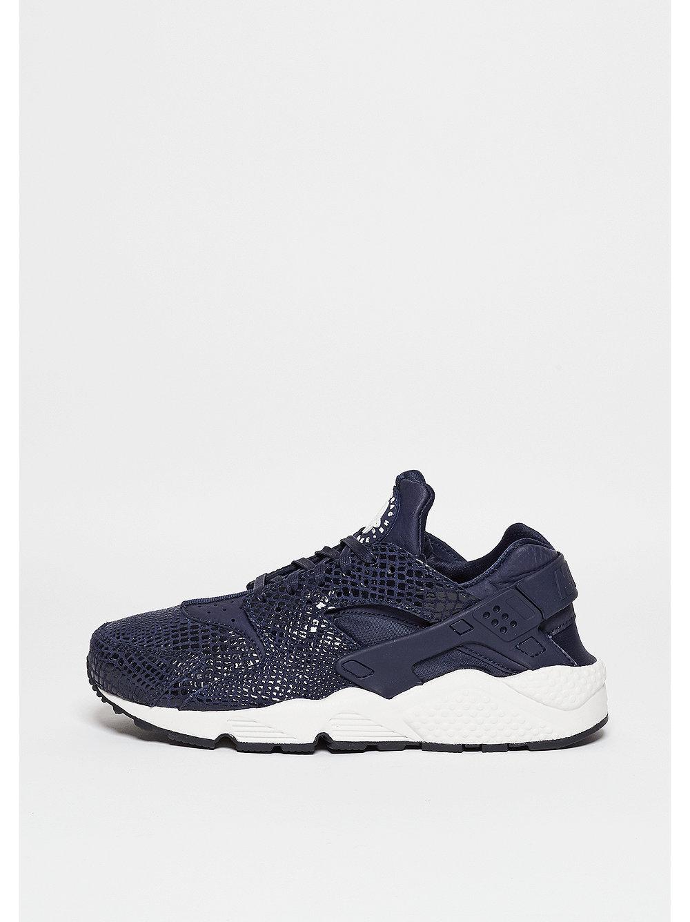 Nike Air Huarache Run damessneaker blauw