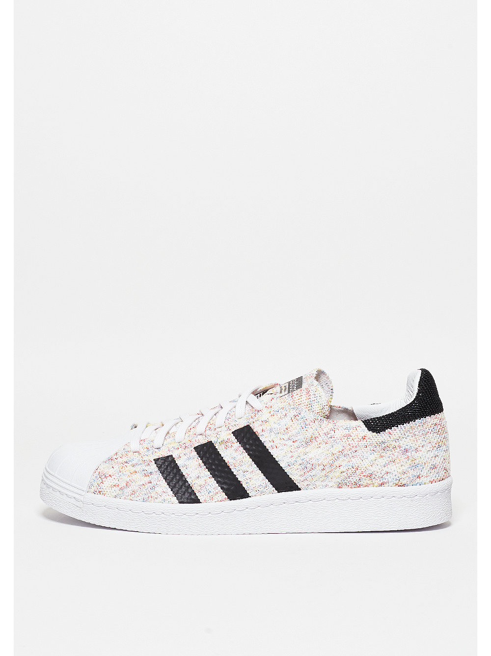 adidas Superstar 80s Primeknit white-white-core black