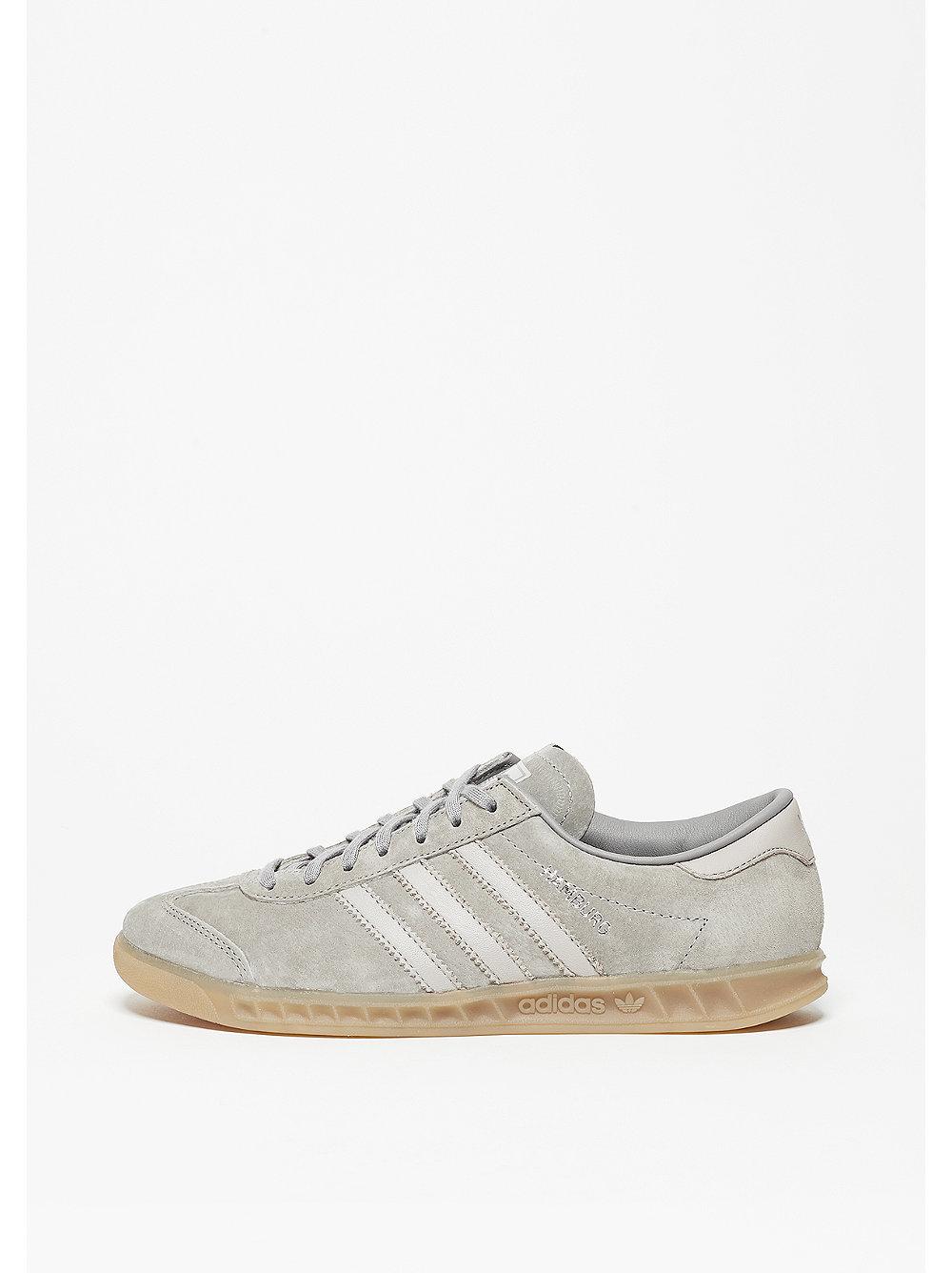 adidas Hamburg clear granite-clear grey-gum
