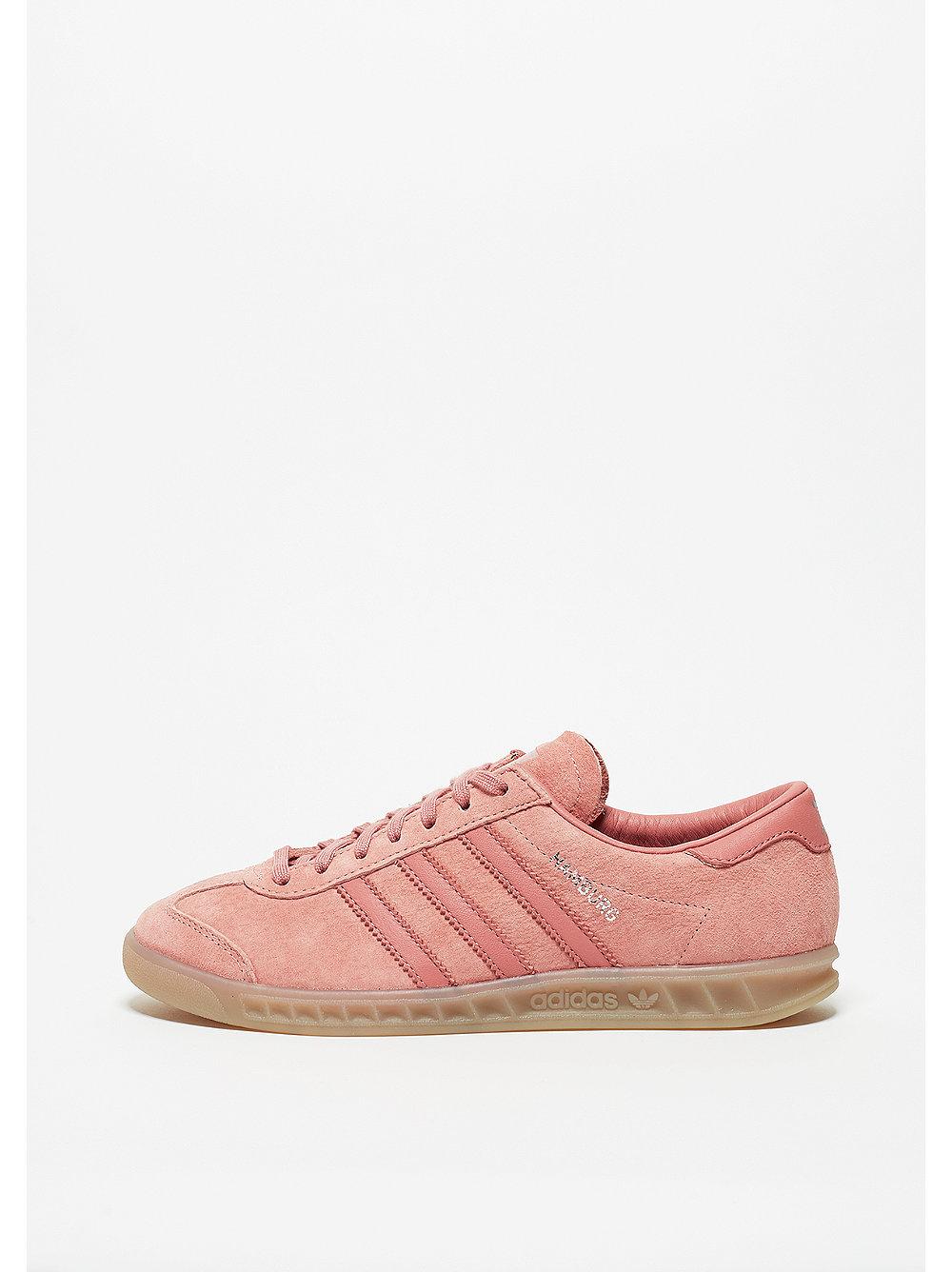 adidas Hamburg raw pink-raw pink-gum