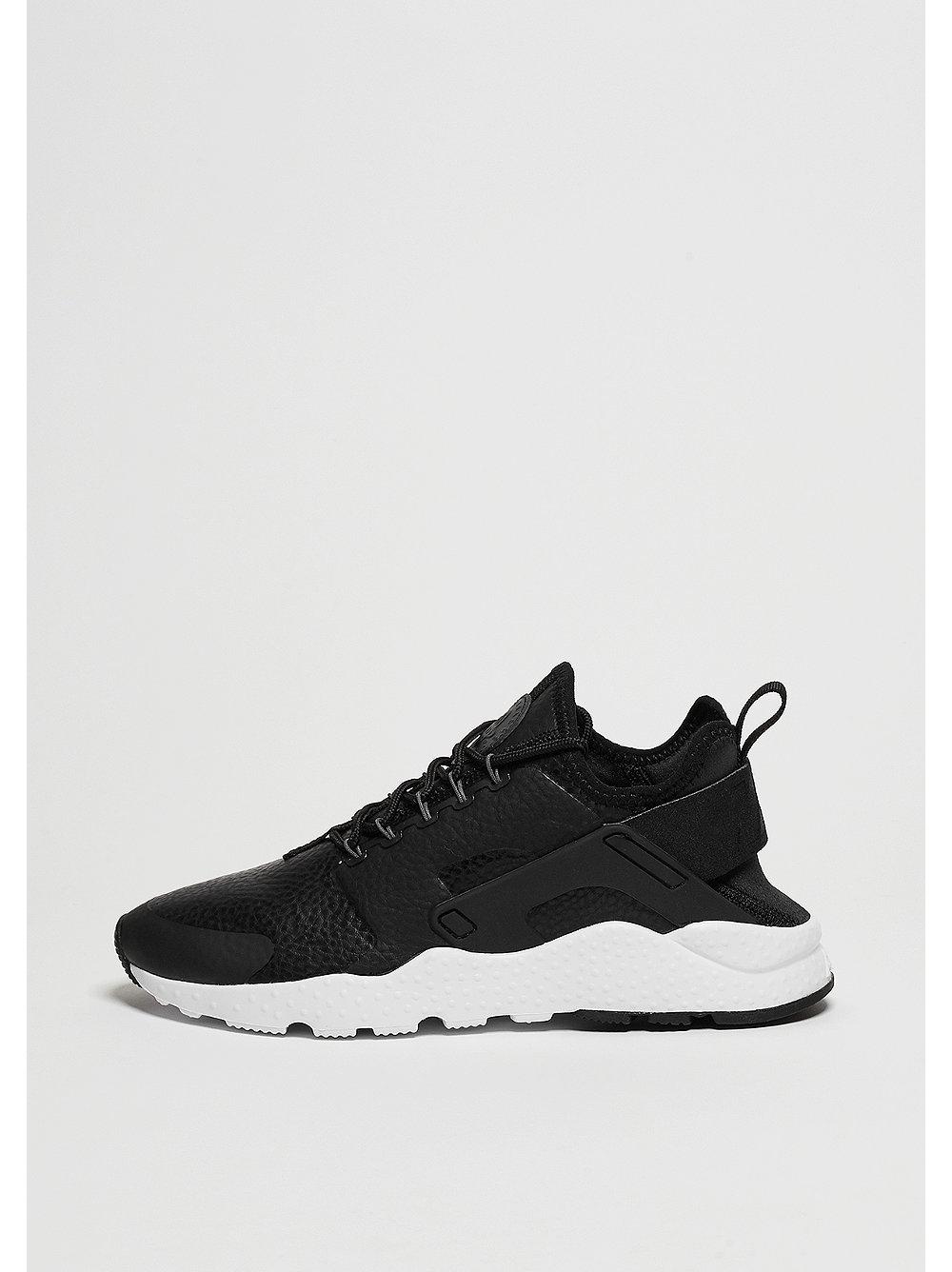 Nike Air Huarache Run Ultra damessneaker zwart, grijs en wit