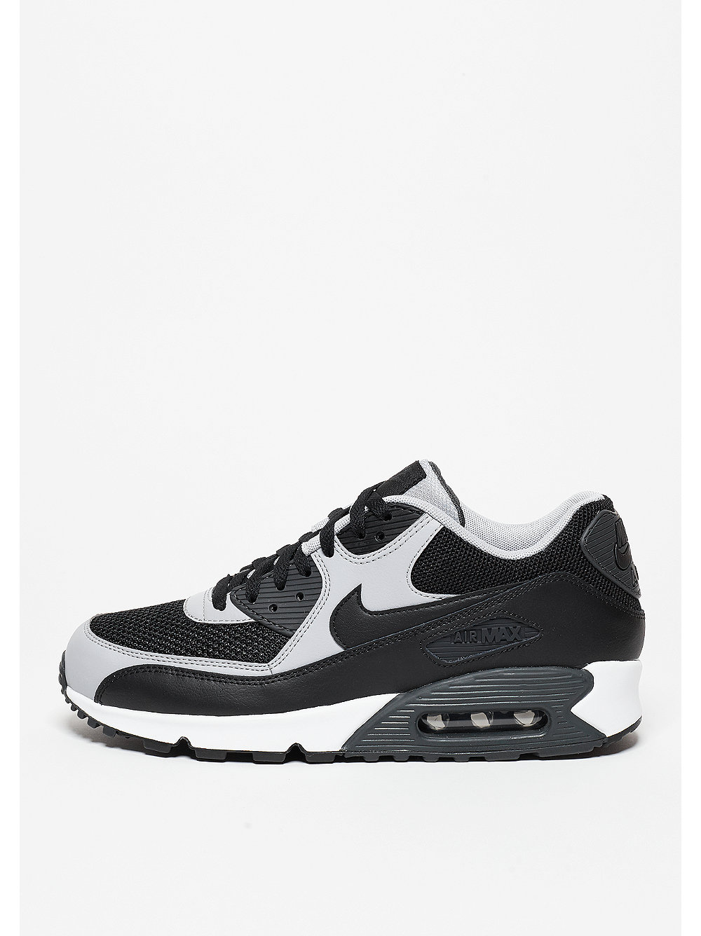 NIKE Air Max 90 Essential black-black-wolf grey