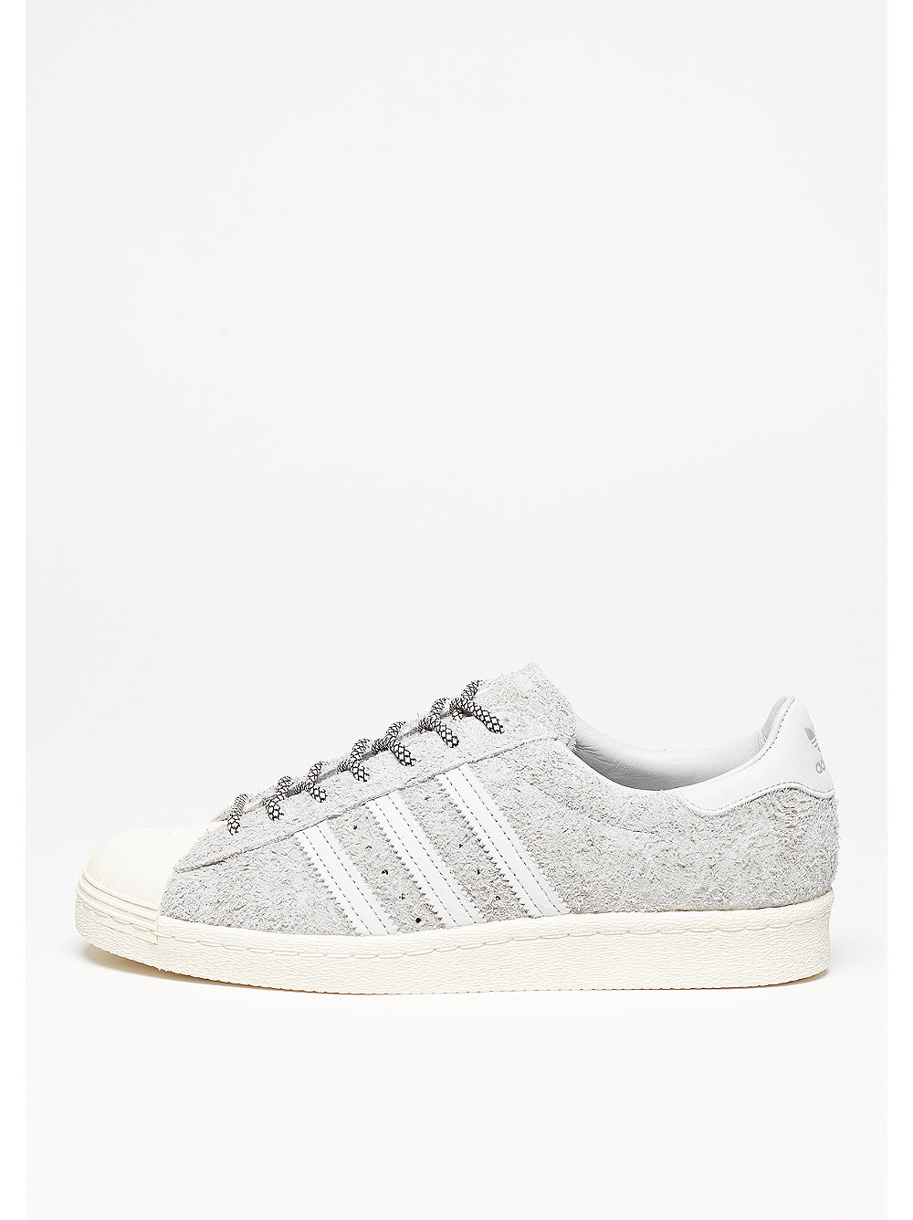 adidas Superstar 80s clear onix-clear grey-chalk white