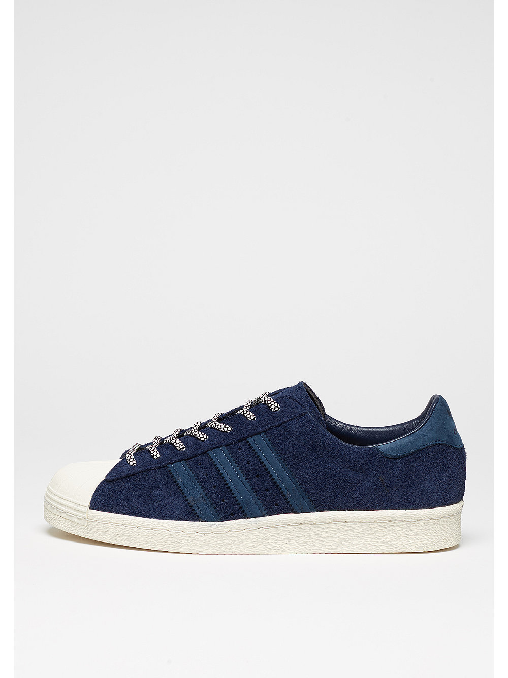 adidas Superstar 80s collegiate navy-mineral blue
