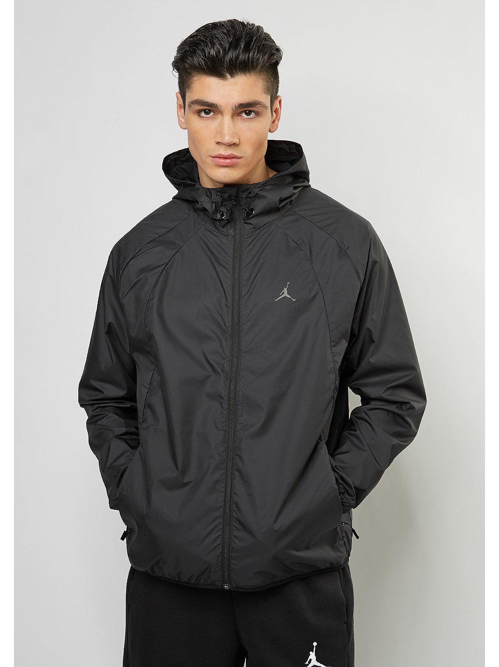 Sportswear Wings Windbreaker black/black