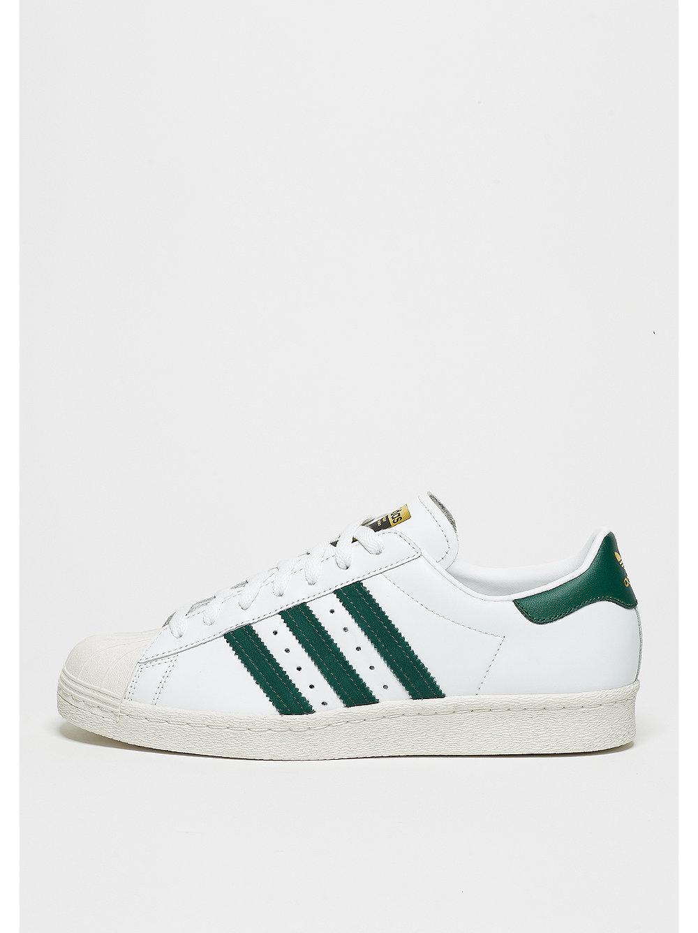 adidas Superstar 80s white