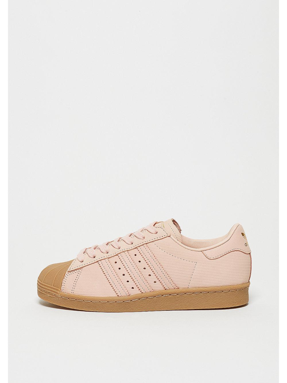 adidas Superstar 80s vapour pink-vapour pink-gum