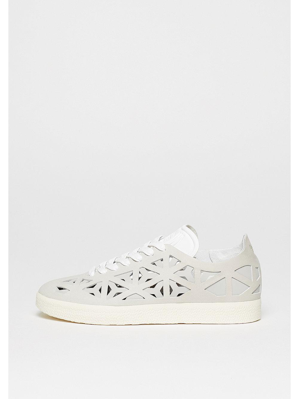 adidas Gazelle ftwr white-ftwr white-cream white