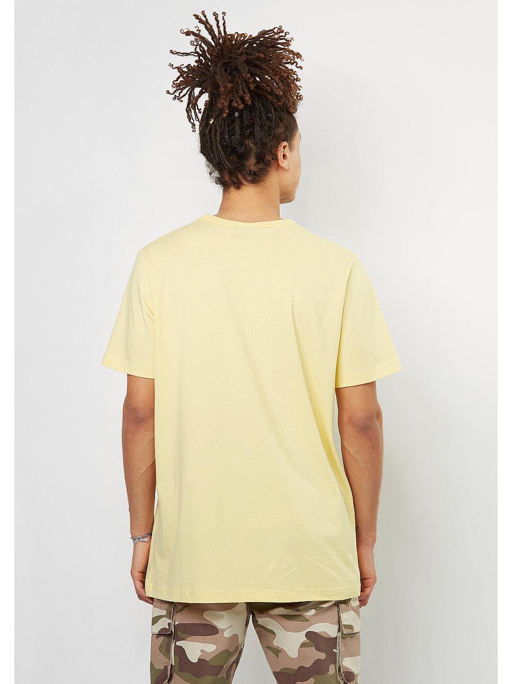 snipes t shirt chest logo golden haze white snipes. Black Bedroom Furniture Sets. Home Design Ideas