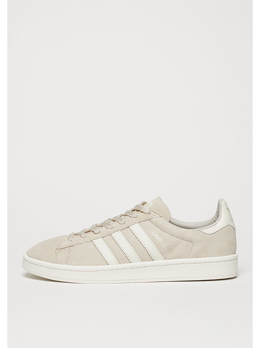 adidas Campus clear brown-off white-chalk white
