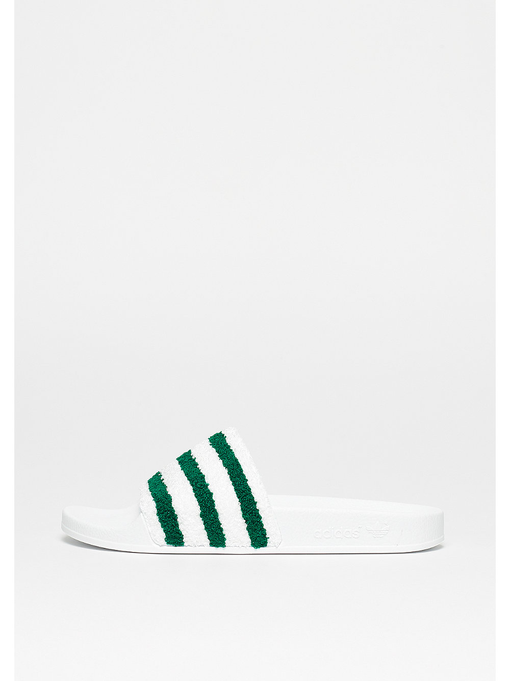 adidas Adilette white-sub green-white