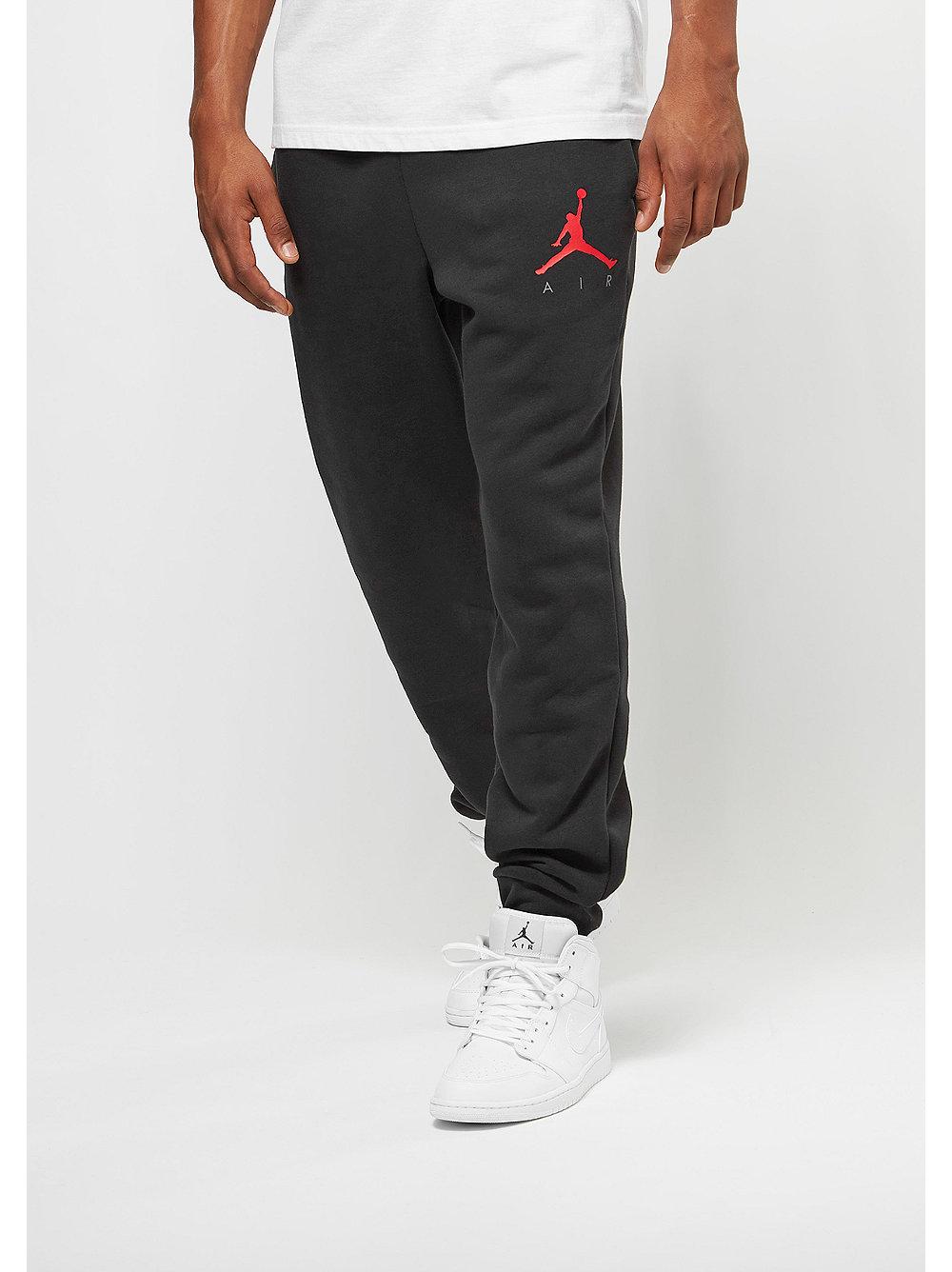Jumpman Air GFX Fleece black/dark grey/universi...