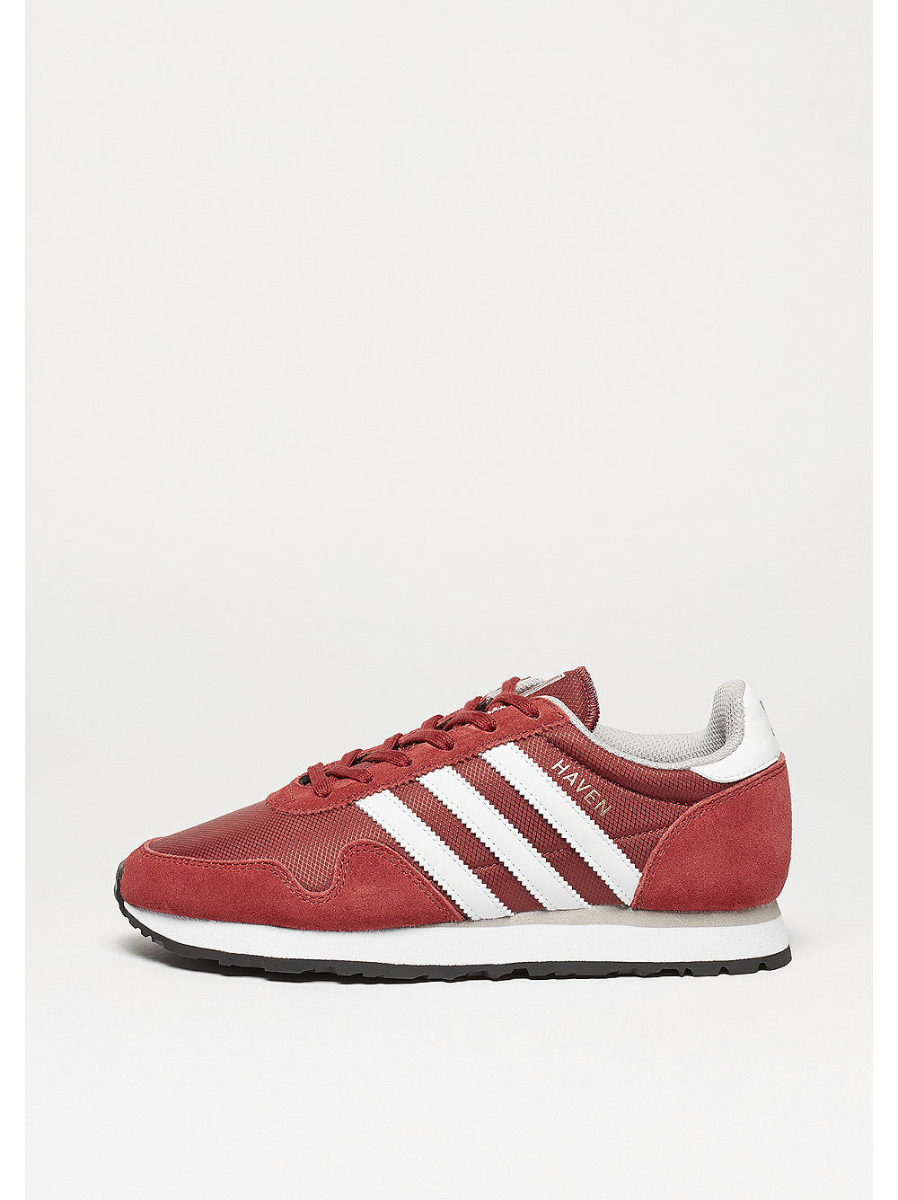 adidas Haven mystery red-white-core granite