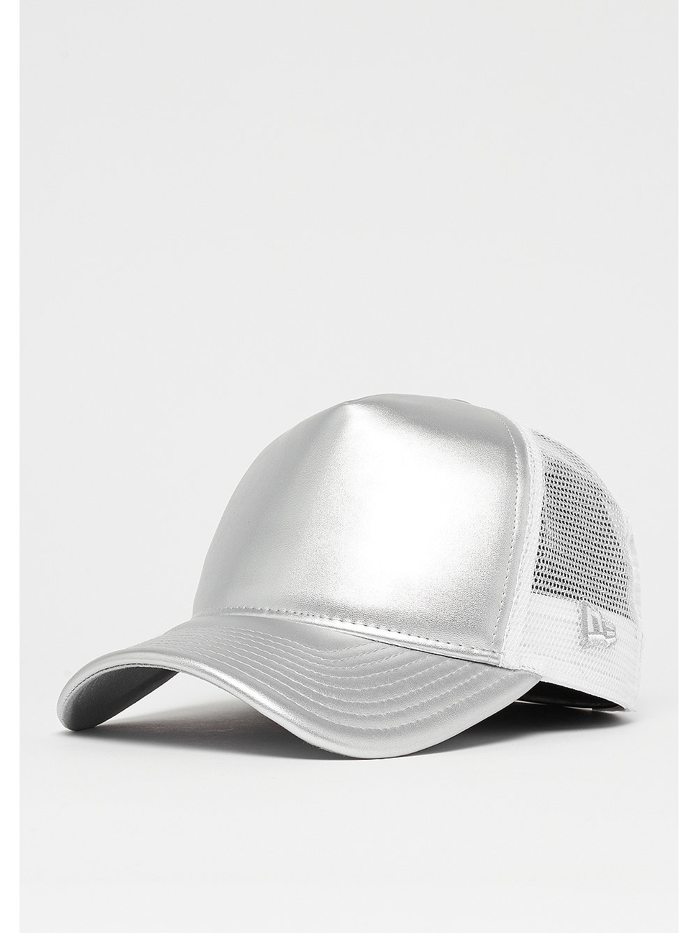 Metallic Trucker silverwing