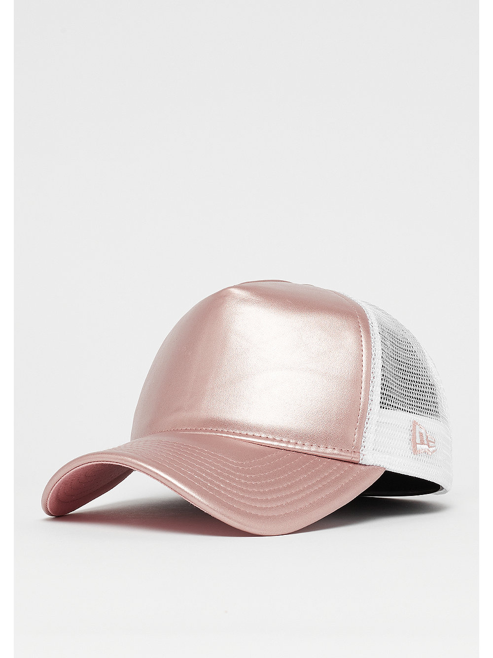 Metallic Trucker pink/gold