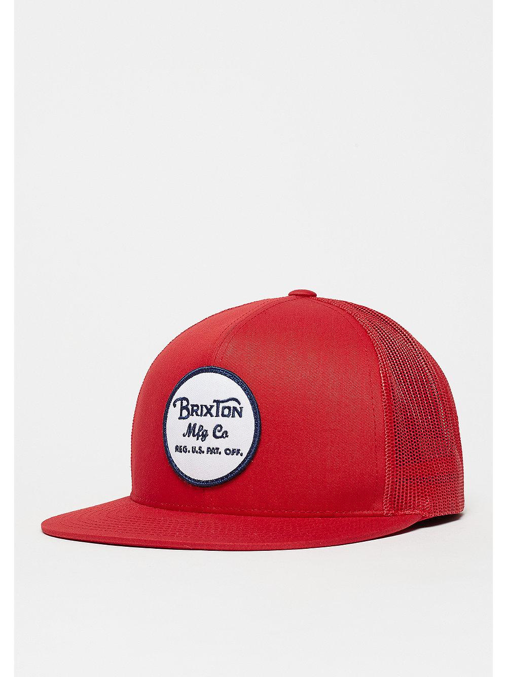 Brixton Wheeler Mesh red