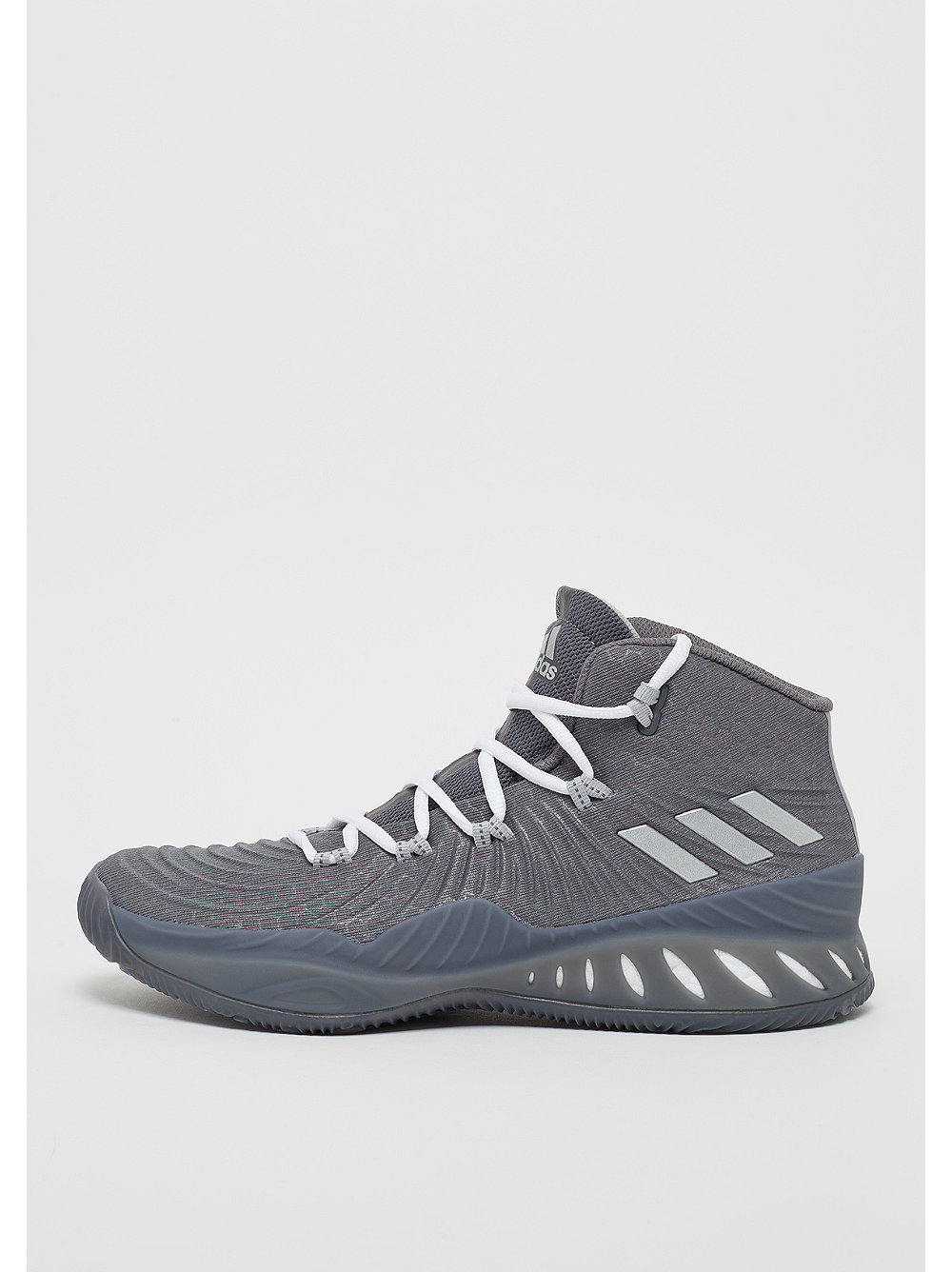 adidas Crazy Explosive 2017 grey four f17-silver metallic-grey two