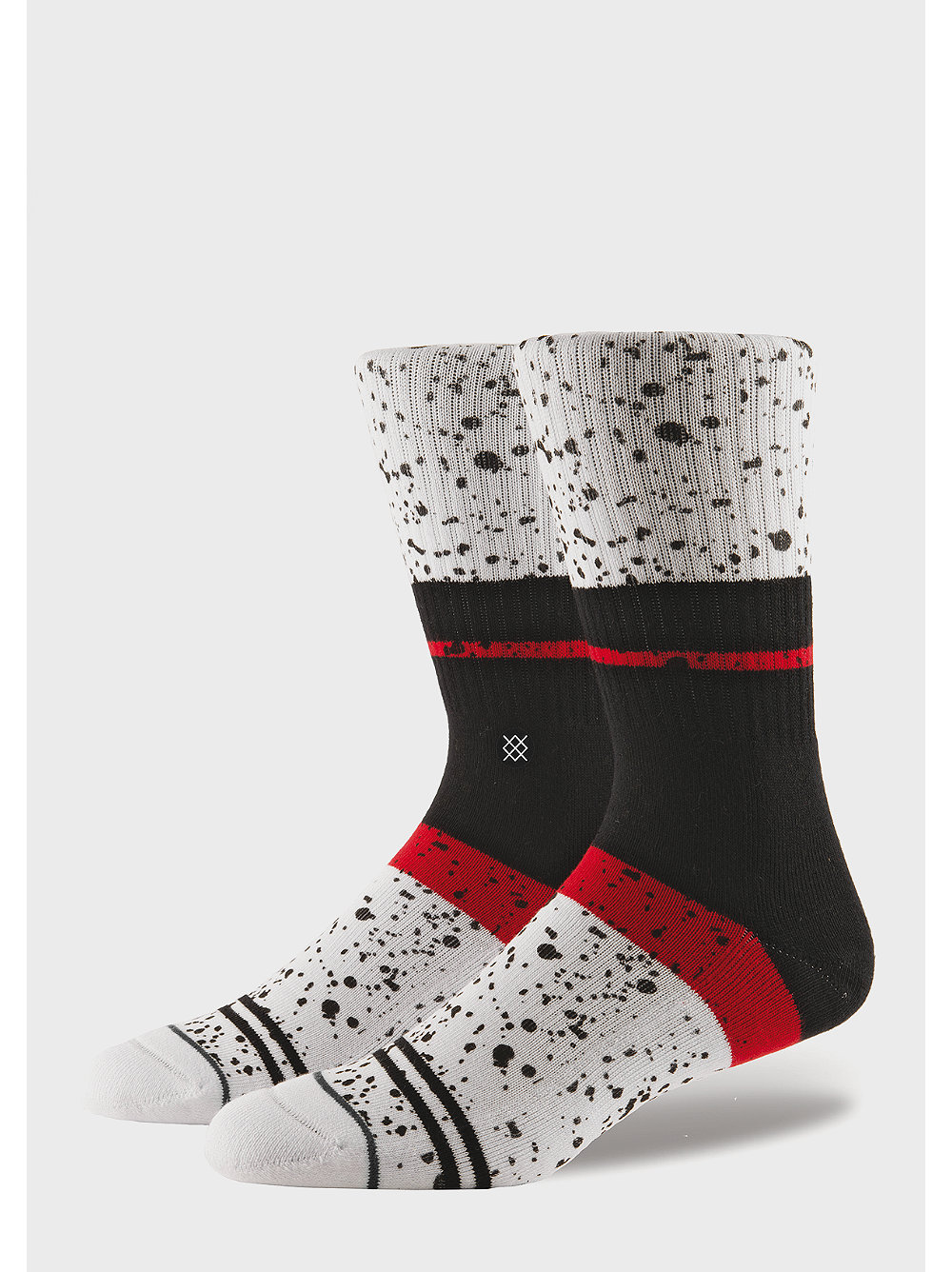 Stance Foundation Nero white