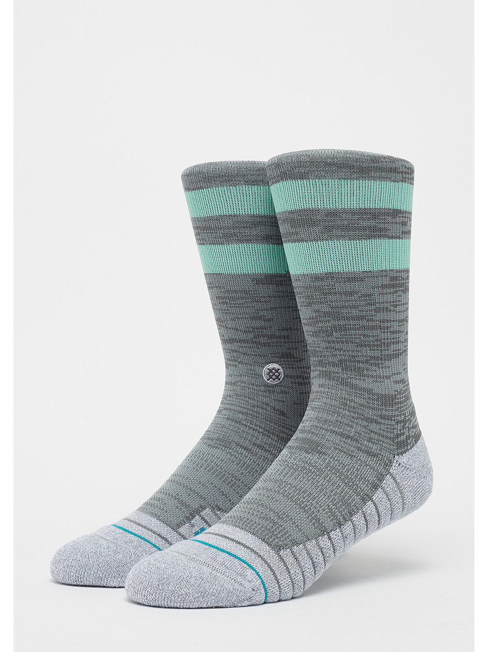 Stance Athletic Crew Athletic Franchise grey