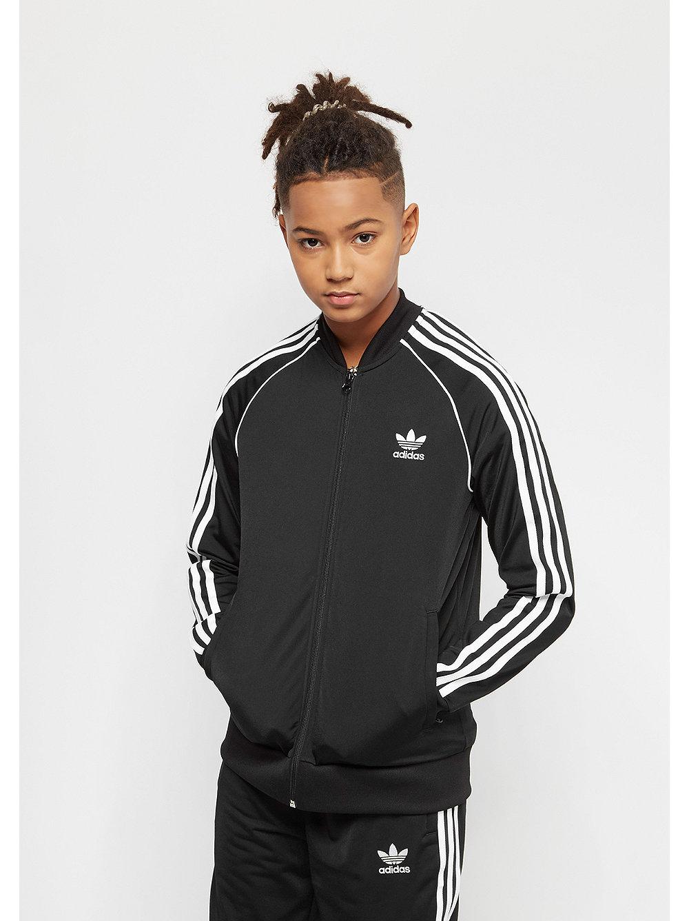 adidas Junior SST Top black