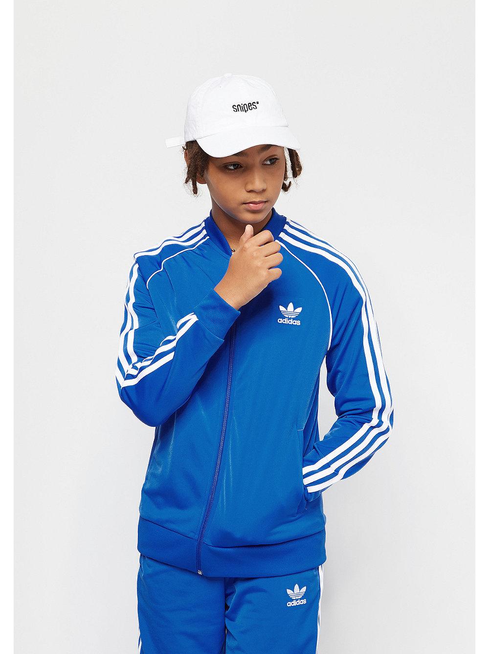 adidas Junior SST Top blue