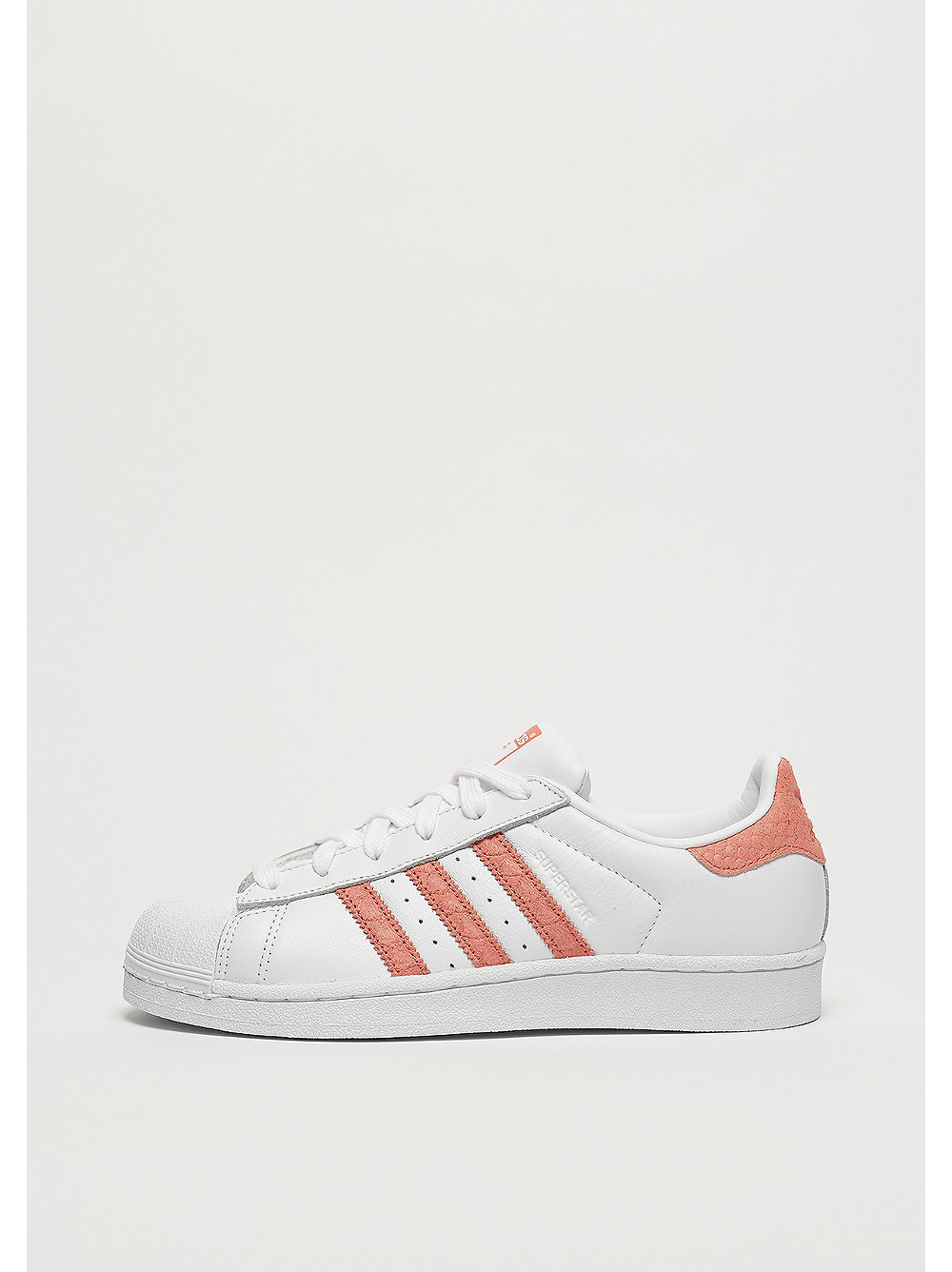 adidas Superstar W white-chalk coral-off white