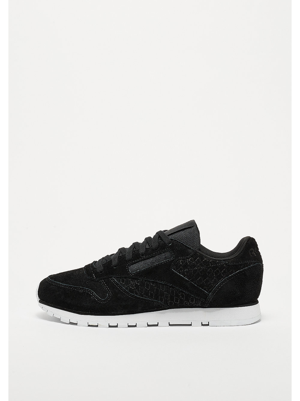 Classic Leather Woven black