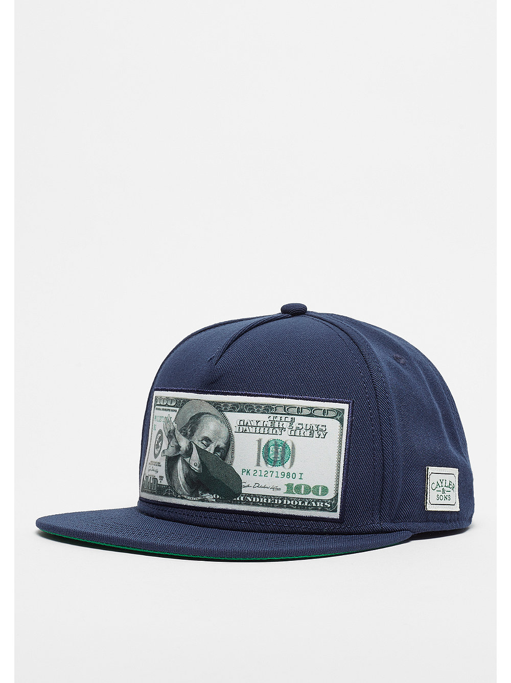 WL Dab-ben navy/green