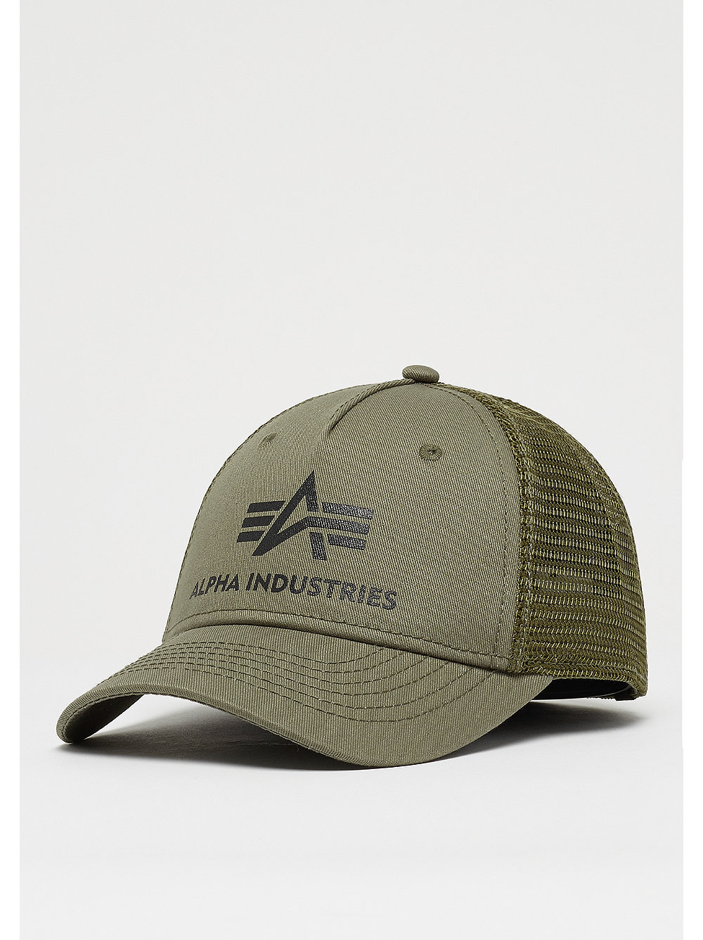Basic Trucker dark green