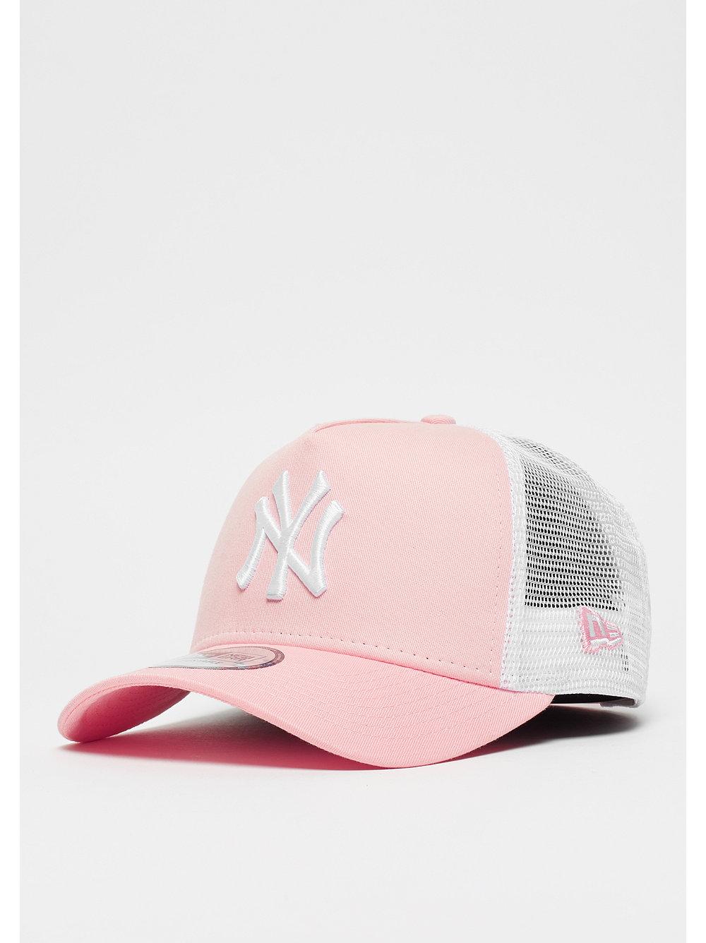 New Era 9Forty MLB New York Yankees Trucker whi...