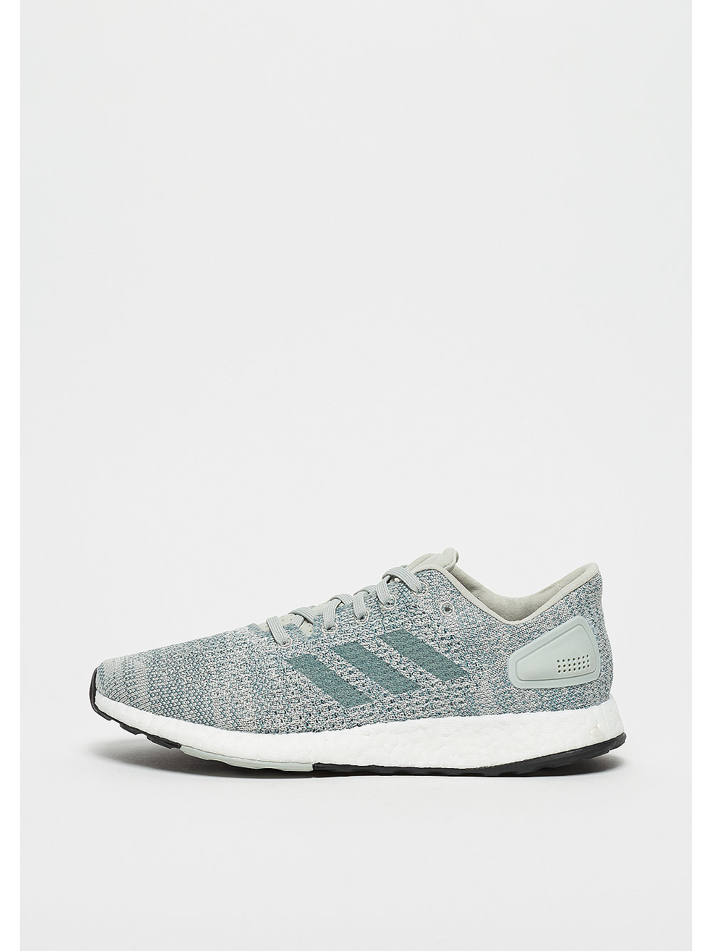 Pure Boost ash silver/raw green/aero green