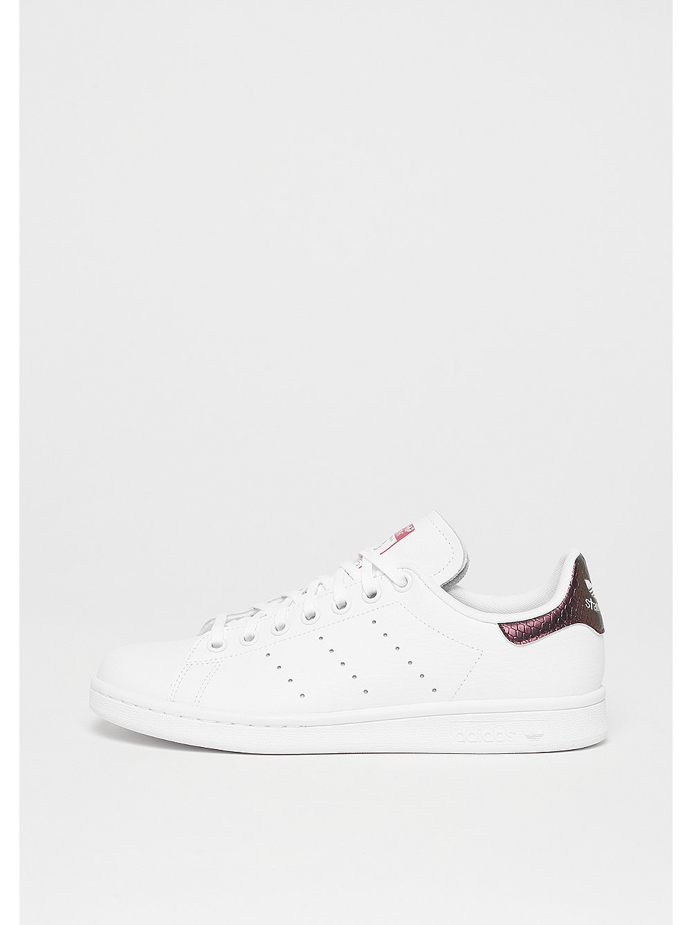 Stan Smith ftwr white/ftwr white/trace maroon