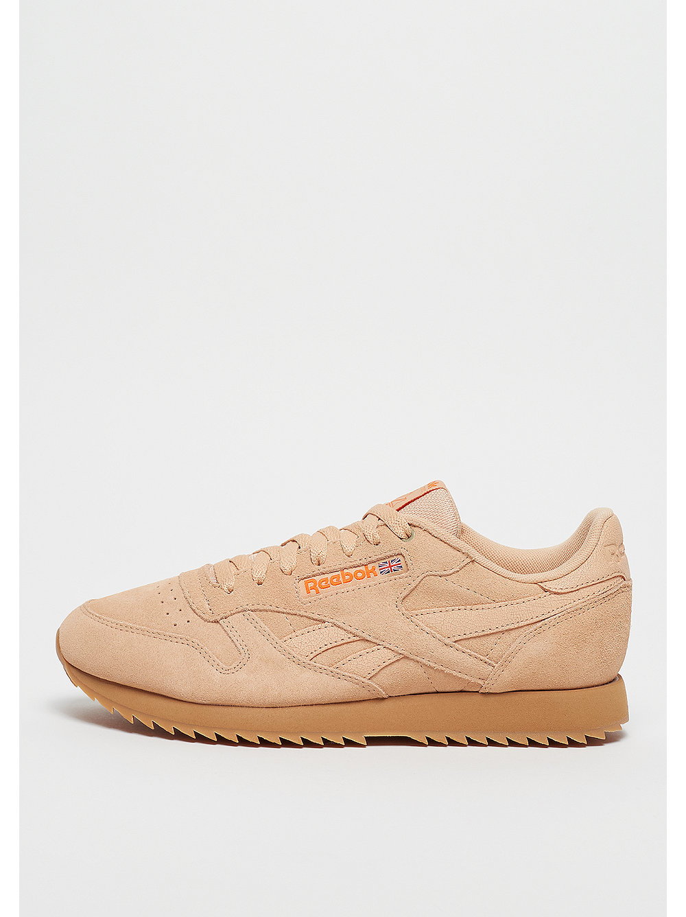 Reebok CL Leather Ripple M cappuchino/pure oran...