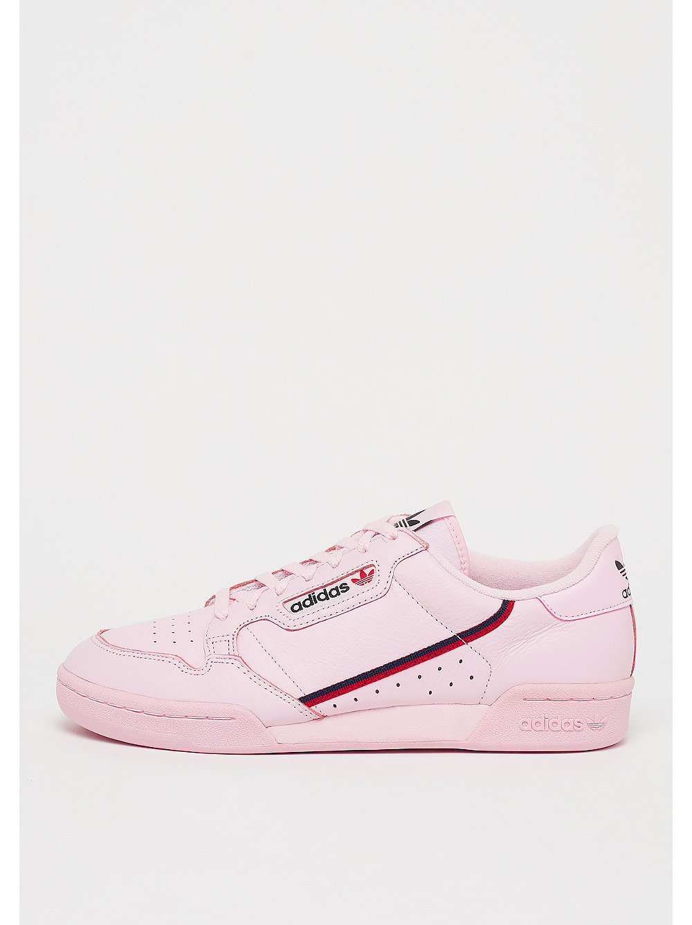 adidas Continental 80 clear pink/scarlet/colleg...