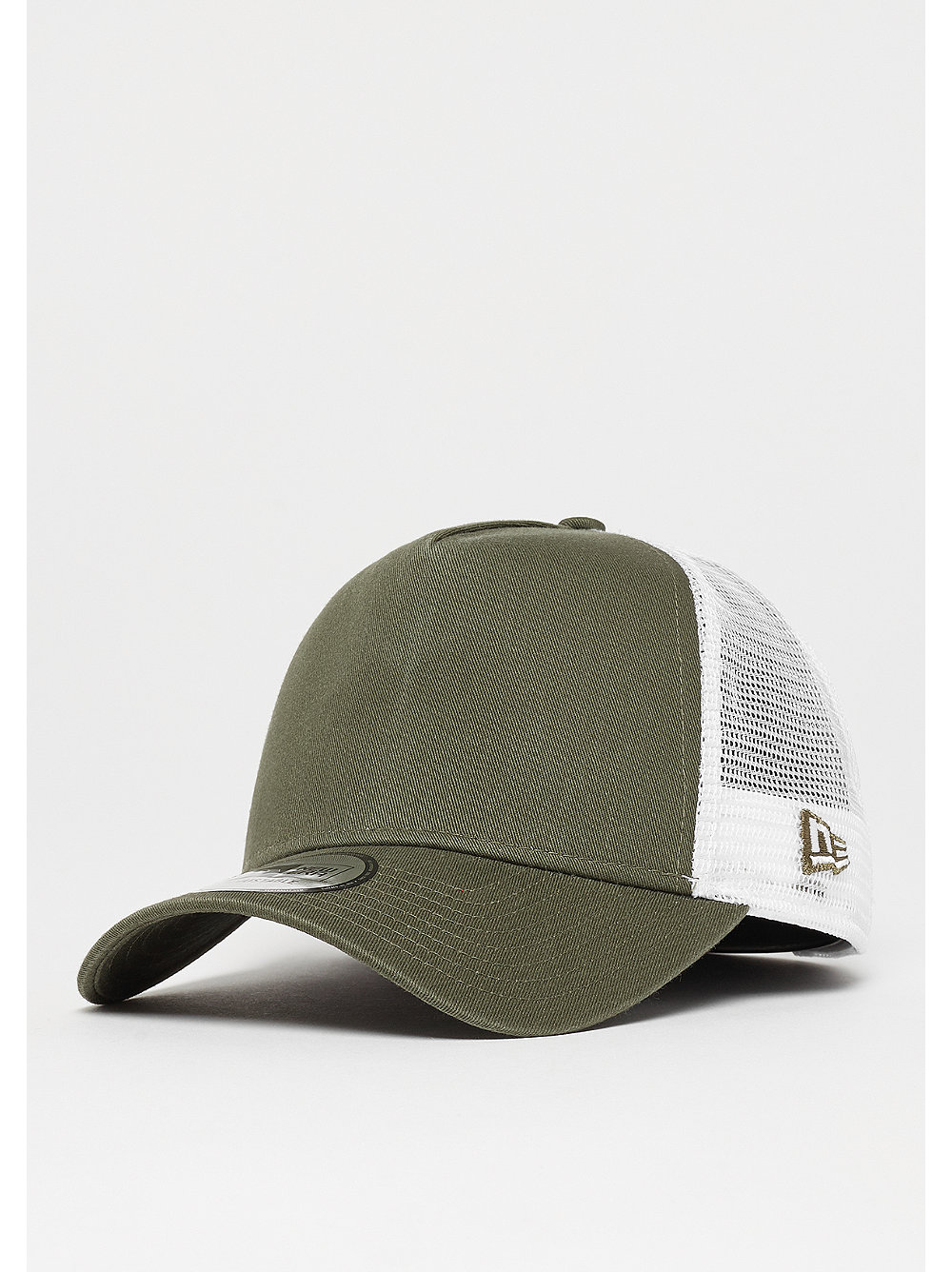 New Era 9Forty NE Trucker Pack olive