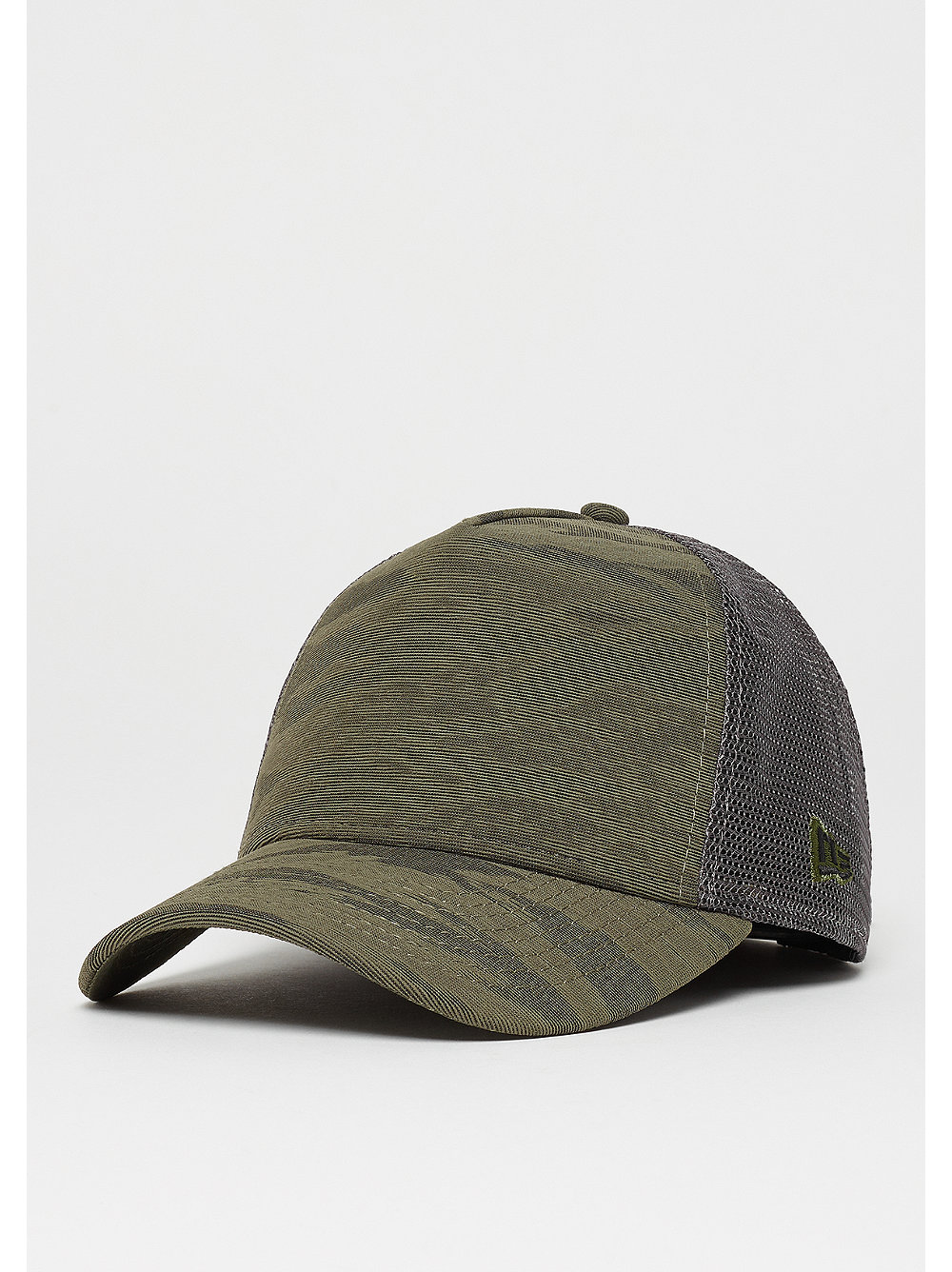 New Era 9Forty NE 3D Camo Trucker olive