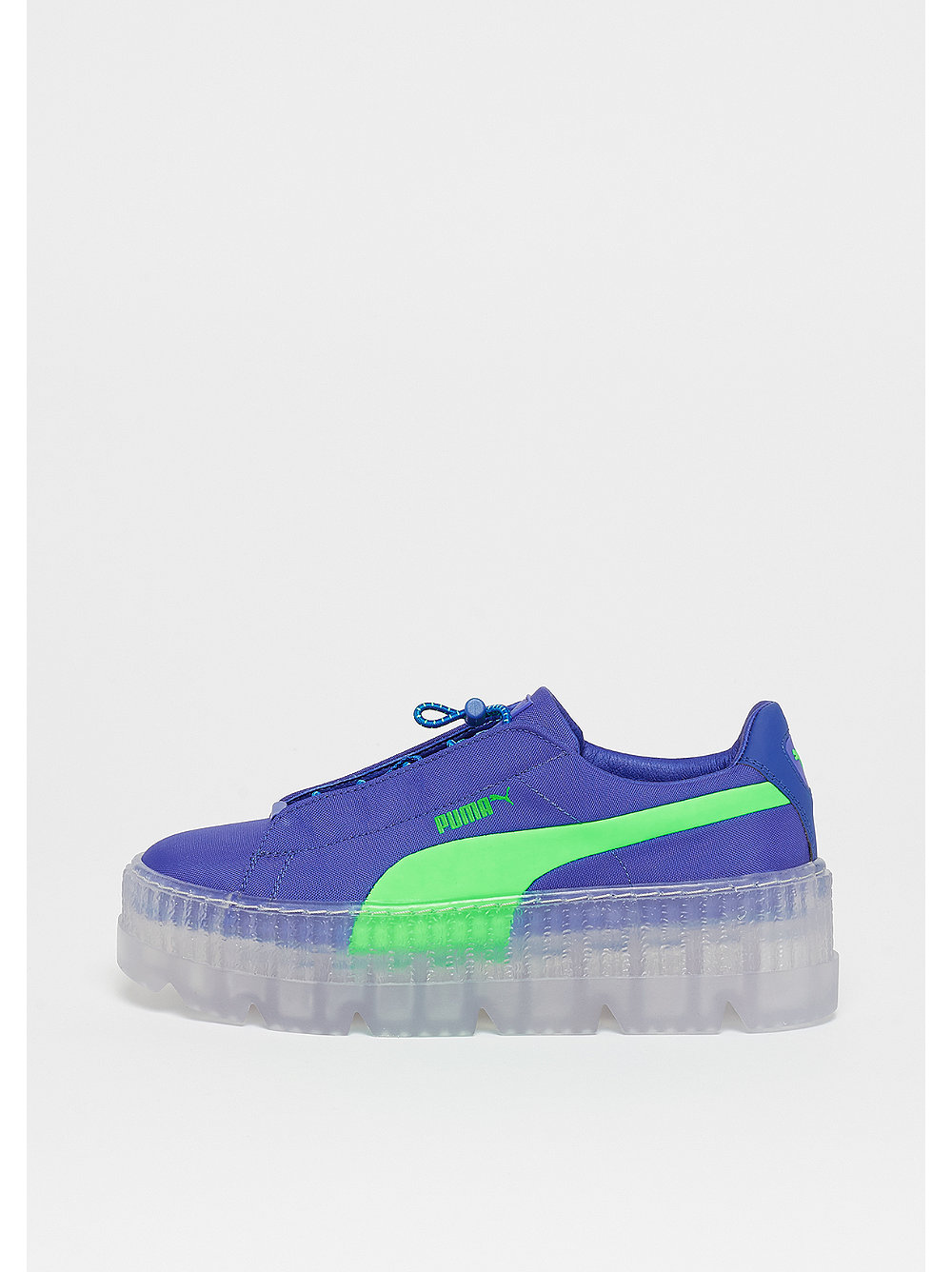 PUMA by RIHANNA Cleated Creeper Surf dazzling blue