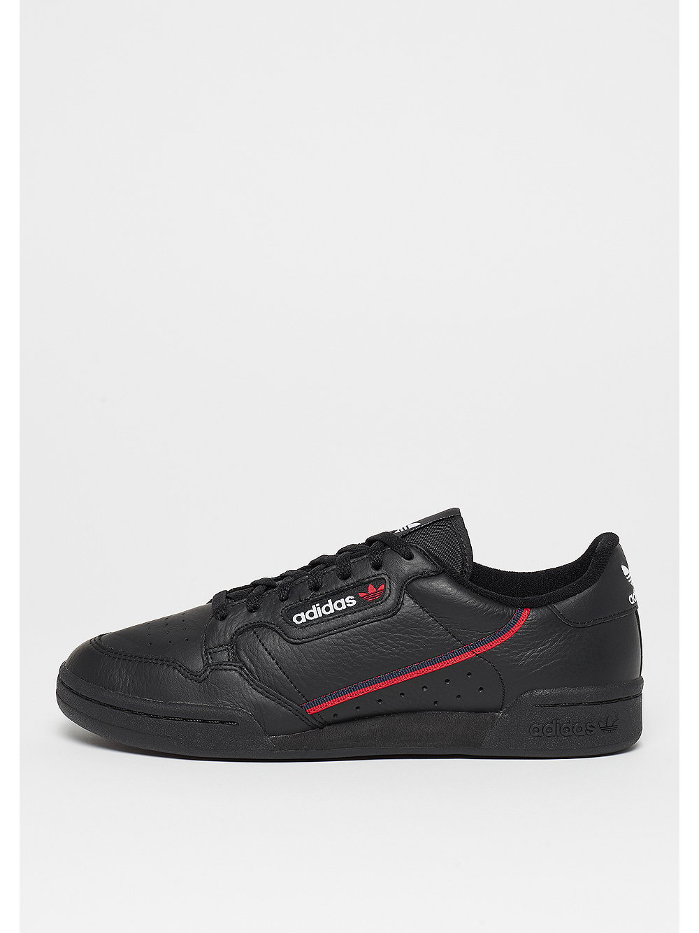 adidas Continental 80s core black/scarlet/colle...